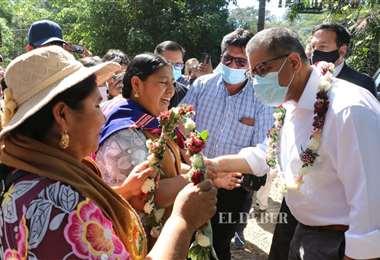 Alok Sharma, presidente de la Cumbre Mundial sobre el Cambio Climático COP26 I Juan Carlos