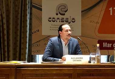 Alejandro Catania es el nuevo juez en el caso de contrabando de municiones