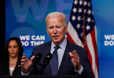 Joe Biden, presidente de Estados Unidos. Foto. Internet