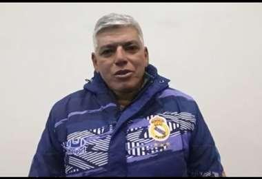 Armando Ibáñez dejó de ser DT de Real Potosí el viernes.