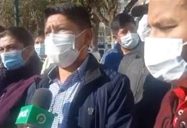 Los cocaleros de Los Yungas rechazan presencia de Evo Morales