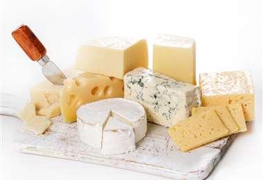 ¿El es queso es una droga?