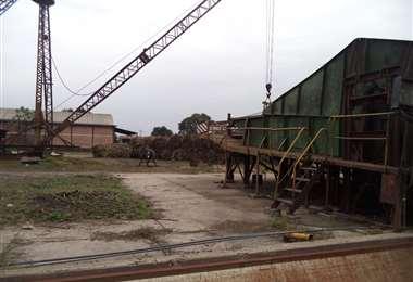 Instalaciones de la Industria Agrícola de Bermejo Sociedad Anónima