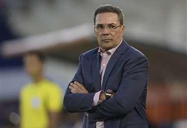 Vanderlei Luxemburgo, nuevo entrenador de Cruzeiro. Foto: AFP