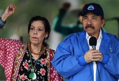 La pareja Ortega y Murillo aspiran a un nuevo mandato presidencial en Nicaragua