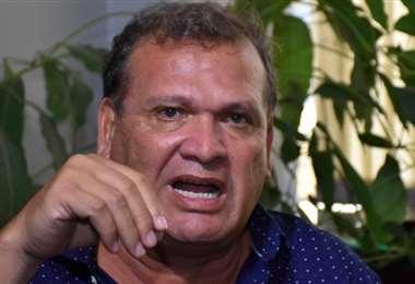 David Paniagua, secretario general de Fabol, frontal ante la polémica. Foto: El Deber