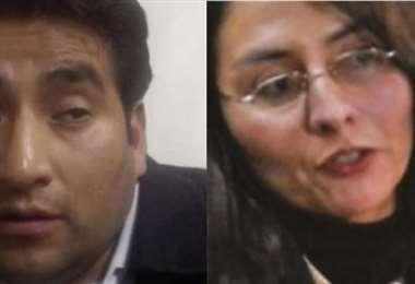 Los jueces que ahora son vocales del TDJ en La Paz