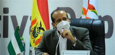 Bancada del MAS en la asamblea departamental cuestiona a Camacho