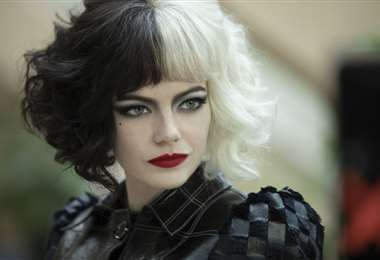 Emma Stone, en Cruella