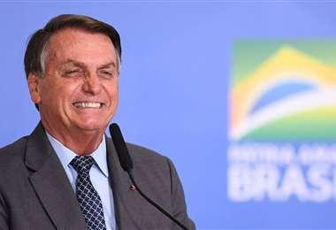 Bolsonaro es uno de los promotores de la ley