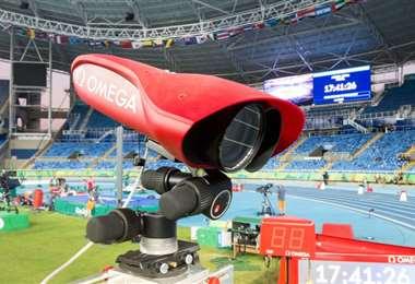 Scan'O'Vision Myria toma 10.000 fotografías digitales por segundo. Foto: Internet
