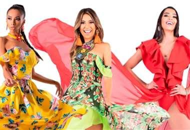 Karina Nogales, Emiliana Velasques y Yara Gasawi serán algunas de las modelos de este show