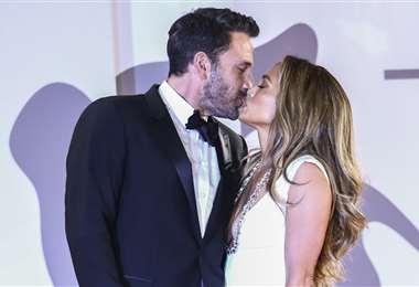 Besos, sonrisas y mucho amor: Ben Affleck y JLo se roban las miradas en el  Festival de Venecia | EL DEBER
