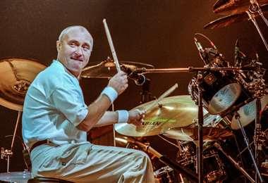 El baterista tiene 70 años