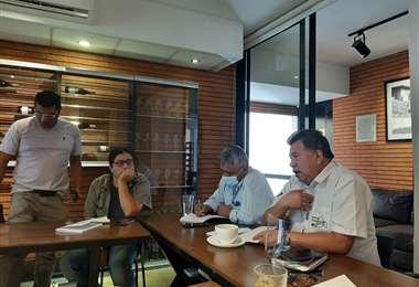 El encuentro generó debate y aportes de ideas