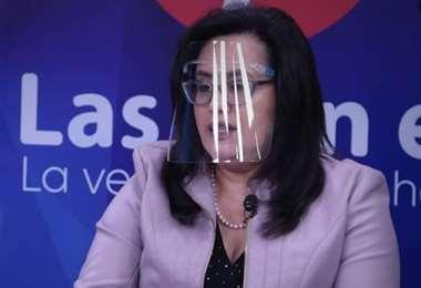 Espinoza indicó que la decisión de retiro es voluntaria