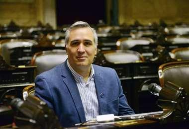 Diputado argentino Francisco Sánchez