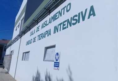 Hospital San Juan de Dios de Tarija