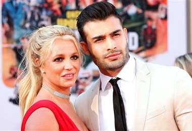 La princesa del pop se casará en 2022 con Sam Asghari