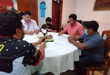 Concejales de San José de Chiquitos