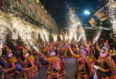 El Carnaval de Oruro en 2020 I archivo.