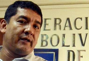 Marcos Rodríguez apoya de manera incondicional a Farías. Foto: Internet