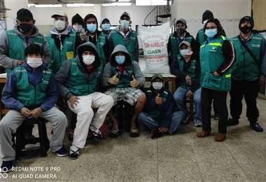 27 personas se rehabilitaron en el albergue municipal habilitado en invierno.