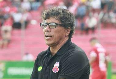 Copito Andrada dirigirá a Palmaflor desde este jueves. Foto: Internet
