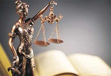 La justicia está en la mira