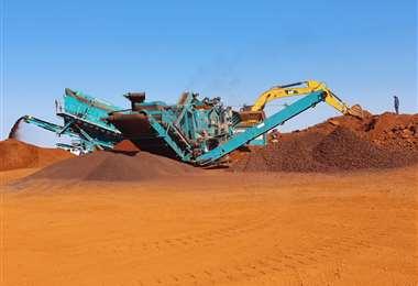 Para reactivar el proyecto siderúrgico el Gobierno destinará $us 546,1 millones