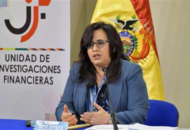 Ivette Espinoza dijo que la ley no establece ningún tipo de mecanismos de sanción