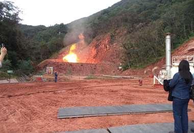 Los recursos por el gas generan conflicto en Tarija