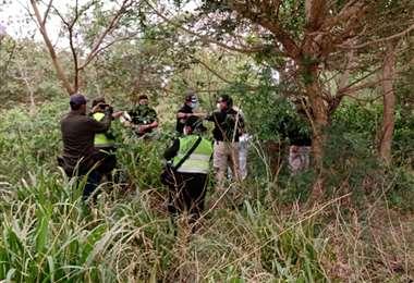 Policía halla el cuerpo sin vida del sospechoso de un doble feminicidio