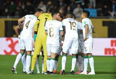 La selección enfrentará a Ecuador de visitante el 7 de octubre próximo. Foto: FBF