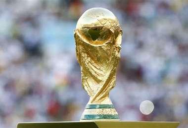 La Copa que todas las selecciones quieren ganar. Foto: Internet