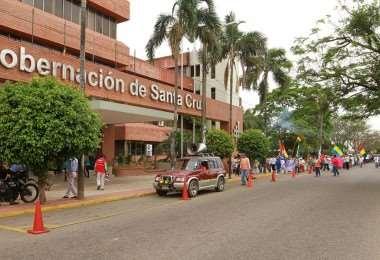 Foto archivo El Deber/El denunciado fue alejado de su cargo en la Gobernación.