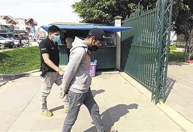 Un juez de Montero determinó privarlo de libertad en el Cerprom