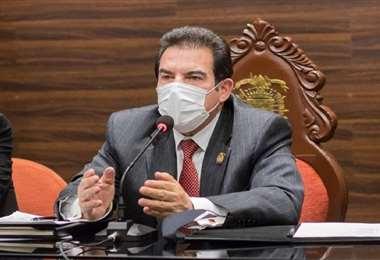 Reyes Villa es el alcalde electo de la capital cochabambina