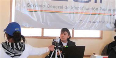 Segip contará con oficina operativa en Expocruz. ARCHIVO