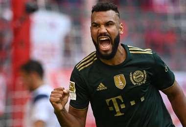 Eric-Maxim Choupo-Moting marcó el último gol del partido. Foto: AFP