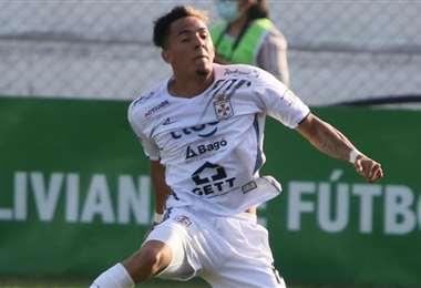 Edarlyn Reyes marcó dos goles para Real Santa Cruz. Foto: Juan Carlos Torrejón