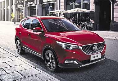 Los vehículos de MG cuentan con aire acondicionado, airbags y tecnología NetBlue
