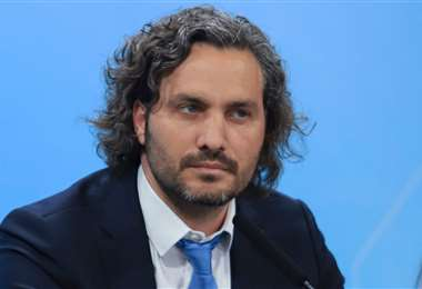 Santiago Andrés Cafiero, nuevo canciller de Argentina