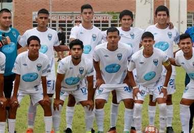 Equipo de Sport Boys que juega en la Primera A y en la sub-19. Foto: Ricardo Montero