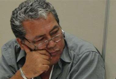Hugo Salvatierra, exministro de Desarrollo Rural