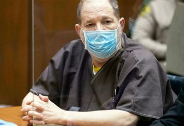 Harvey Weinstein enfrenta cargos que pueden costarle 140 años de prisión