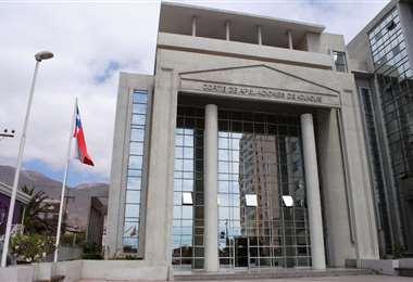 La Corte de Apelaciones de Iquique. Foto: Internet