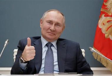 El recién nacido iba a ser bautizado con el nombre del presidente ruso