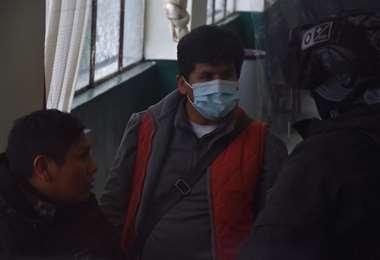 La Defensoría del Pueblo exige a la Policía informar sobre el arresto del periodista