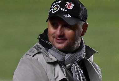 Marcelo Robledo, director técnico de Independiente. Foto: APG Noticias
